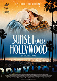 Presseheft SUNSET OVER HOLLYWOOD